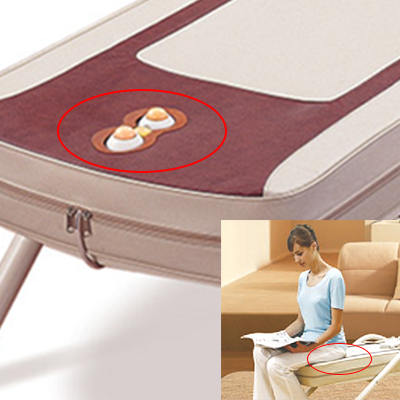 ceragem supplementary Mat for Seated Massage