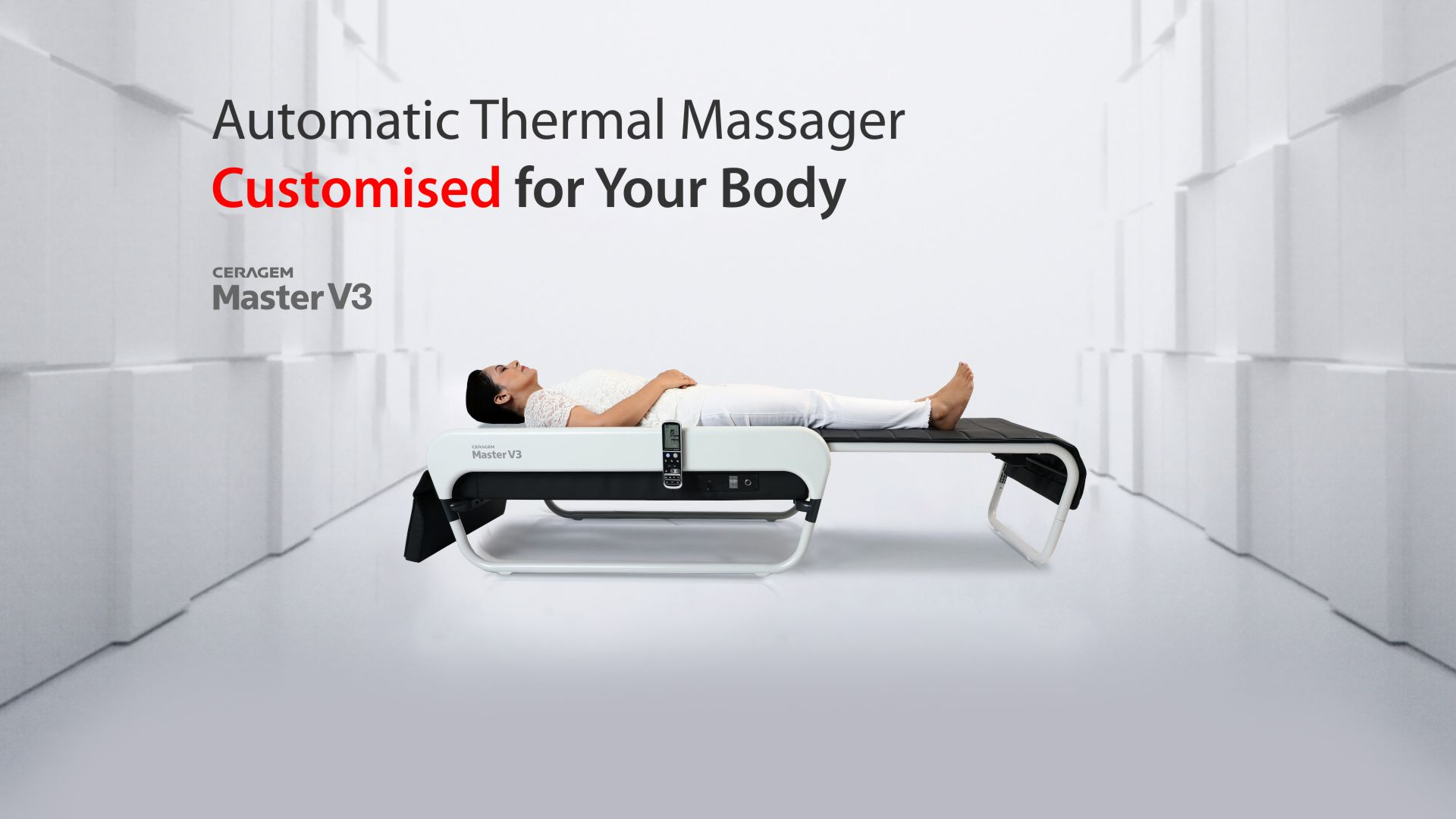 Automatic Customised Thermal Massager